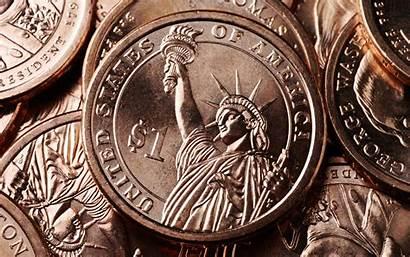 Money Coins Coin Wallpapers Theme Gold Desktop