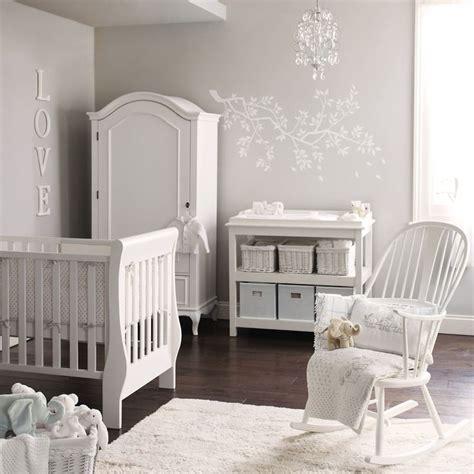 chambre blanche et grise chambre bb grise et blanche affordable paire de rideaux