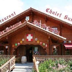 le chalet suisse restaurant fran 231 ais lattes h 233 rault
