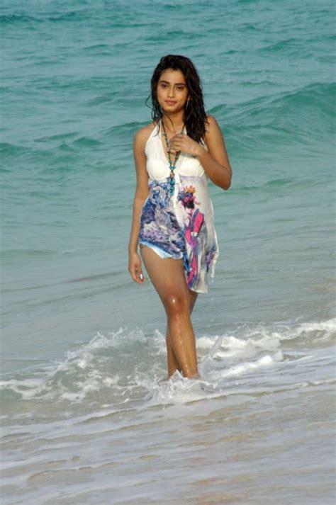 actress from long beach dimple chopade hot bikini beach stills at telugupeople