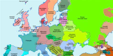 Carte Capitales Europe by Infos Sur Carte Europe Capitales Arts Et Voyages