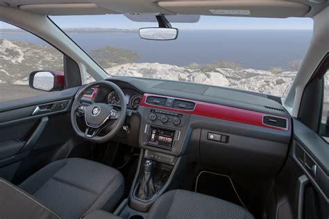 caddy interieur interior volkswagen caddy quot generation four quot 2015