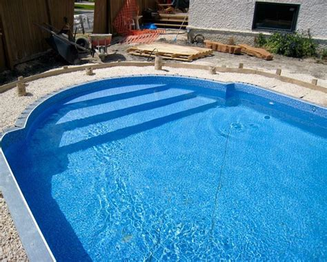 American Style In-ground Pools