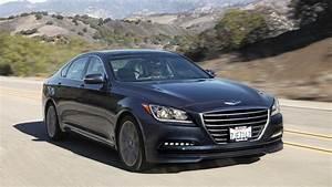 2016 Hyundai Genesis V8 Review