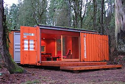 Relaxshackscom  Modernfunky Shipping Container Housecabin