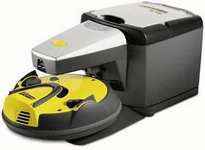Robot Laveur De Sol : robots aspirateurs karcher rc 3000 les num riques ~ Nature-et-papiers.com Idées de Décoration