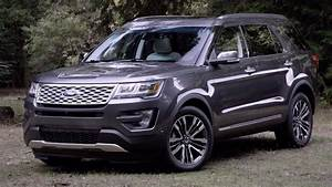 2016 Ford Explorer World Premiere - Design