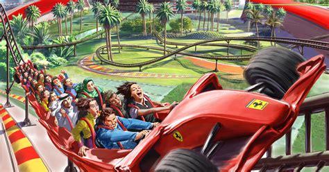 Ferrari World Bronze Tickets With Transfers From Dubai