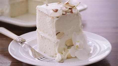 white almond wedding cake video allrecipescom