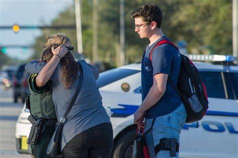 Cinco Heridos Del Tiroteo En Escuela De Florida Permanecen