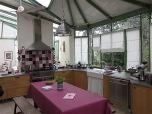 Véranda Fer Forgé : veranda cuisine meilleures images d 39 inspiration pour ~ Premium-room.com Idées de Décoration
