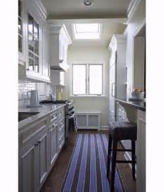 narrow galley kitchen design ideas narrow galley kitchen ideas home design and decor reviews