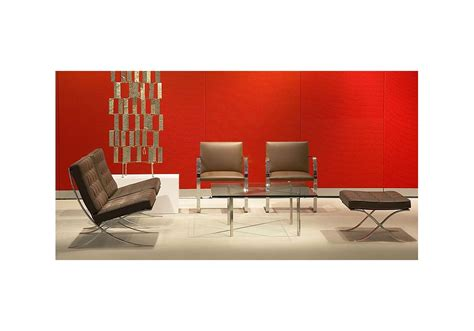 Poltrona Barcelona Knoll by Barcelona Chair Poltrona Knoll Milia Shop
