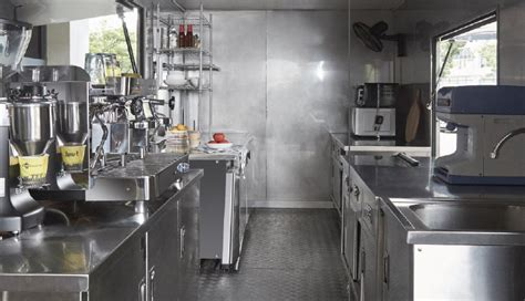 food truck kitchen design maximise your tiny kitchen with these tips from foodtruck 3507
