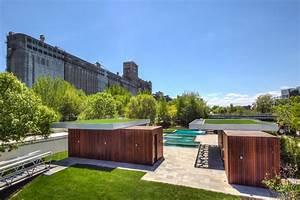 Bota Bota Gardens / MU Architecture
