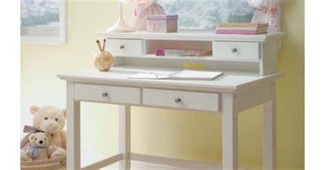 Home Styles Naples Student Desk And Hutch Set With