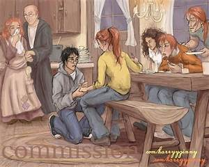 Harry Potter Fan Fiction/Fan Art