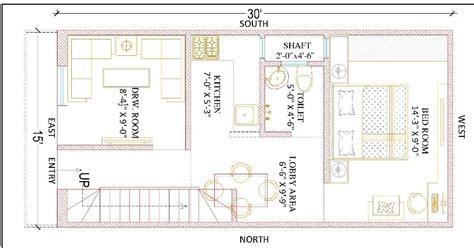 modern house floor plans free 15 by 30 beautiful home plan everyone will like