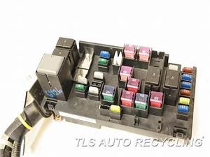2015 Subaru Wrx Fuse Box - 82241va030 - Used