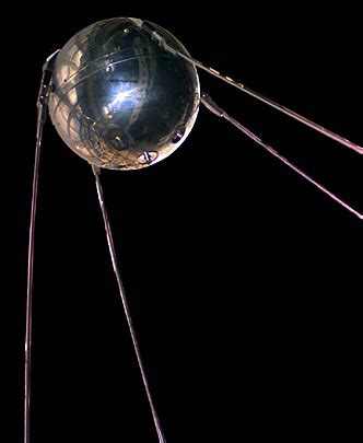 Sputnik - 1950's