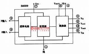 ba6029ba6209nba6209uba6209v the speed stable circuits With open circuit tv