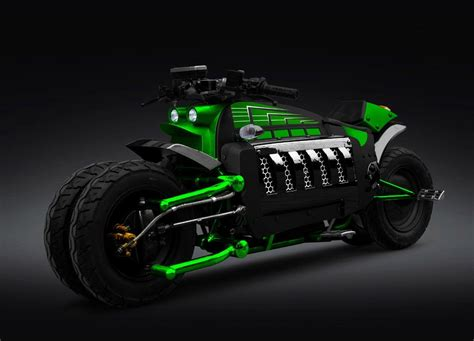 Dodge Tomahawk (560 Km/hr) Fastest Motorcycle In The World