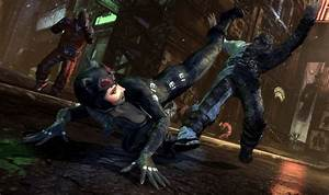 Meow: Catwoman playable in Batman: Arkham City