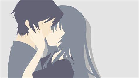 Minimalist Anime Wallpaper - anime minimalist wallpaper by microchokushex