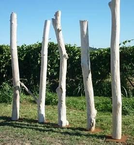 Tronc Bois Flotté : socles entreprises ~ Dallasstarsshop.com Idées de Décoration