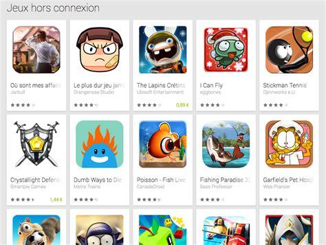 jeux de cuisine android play la catégorie quot jeux hors connexion quot fait