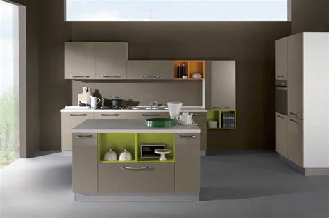 Cucine A Isola Moderne by Con Isola Cucine Moderne Mobili Sparaco