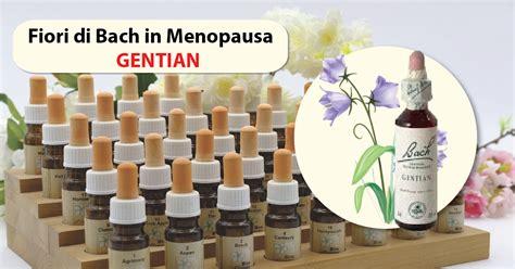 gentian fiori di bach gentian fiori di bach in menopausa menopausa