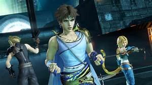 Dissidia Final Fantasy NT Beta Meet The Closed Beta