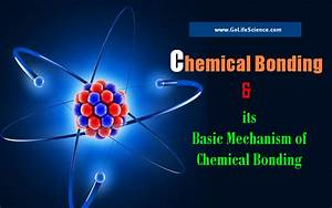 Chemical Bonding   What Is Chemical Bonding And Its Types