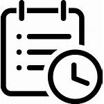 Scheduling Icon Svg Onlinewebfonts