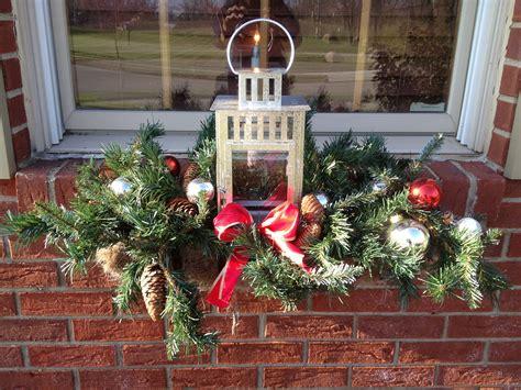 christmas window box window box ideas pinterest