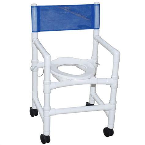 folding rolling shower chair 18 width 118 3 fd