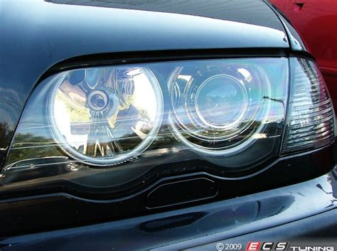 Bmw E46 3 Series 4-door Headlight Lenses