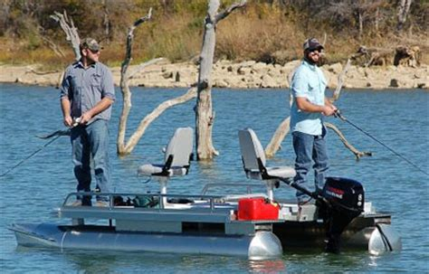 4 Person Pontoon Boat by Brand New 13 9 Ft Two Person Professional Pontoon Fishing Boat