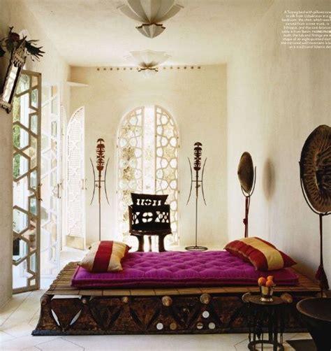 chambre style ethnique une chambre ethnique chic