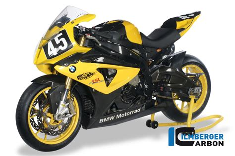 Bmw S 1000 Rr Modification by Ilmberger Carbon