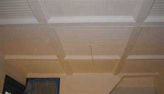 Sheetrock Ceiling Tiles Home Depot by Beadboard Plywood Ceiling Houses Plans Designs