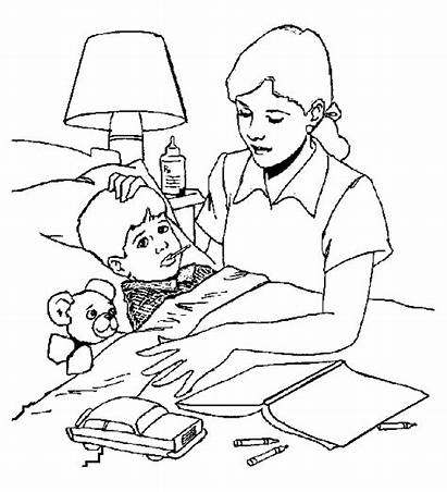 Hospital Coloring Pages Fun Coloringpages