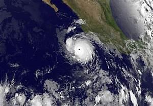 NASA, NOAA satellites analyze Category 4 Hurricane Cristina