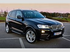 2012 Bmw X3 ii f25 – pictures, information and specs
