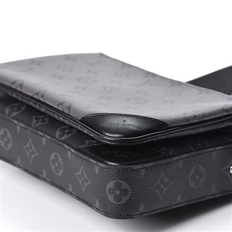 louis vuitton reverse eclipse monogram trio messenger