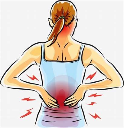 Pain Clipart Backache Dos Mal Dolor Espalda