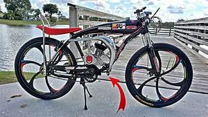 Cdhpower 80cc Motorized Bicycle