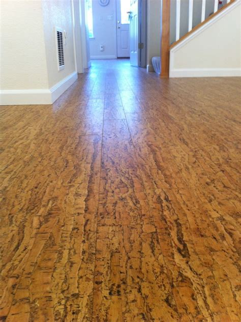 cork flooring modern 17 best images about dining room on pinterest acoustic corks and tables