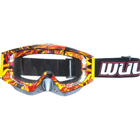 wulf motocross wulf geo motocross goggles christmas gifts for bikers